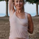 Bérénice Vesperini, professeur certifié de yoga Iyengar