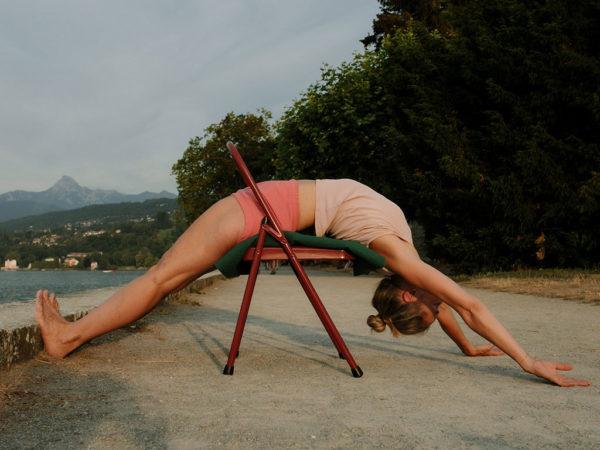 Cours de yoga Iyengar à Thonon