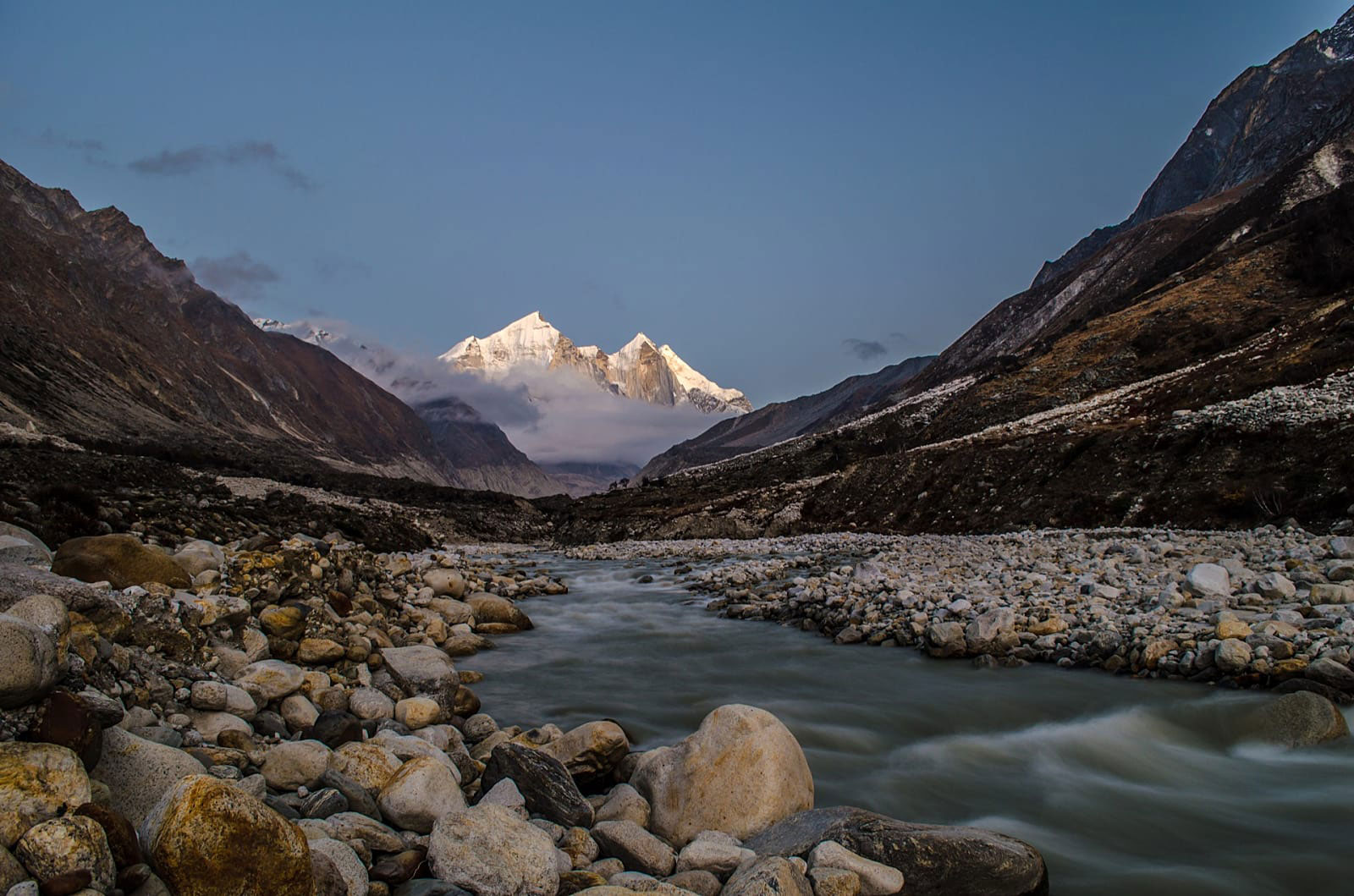 Gangotri, source du Gange