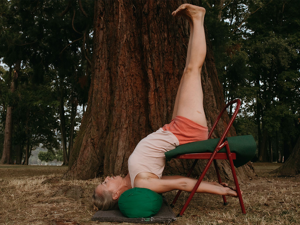 Yoga Iyengar Thonon - Les postures inversées